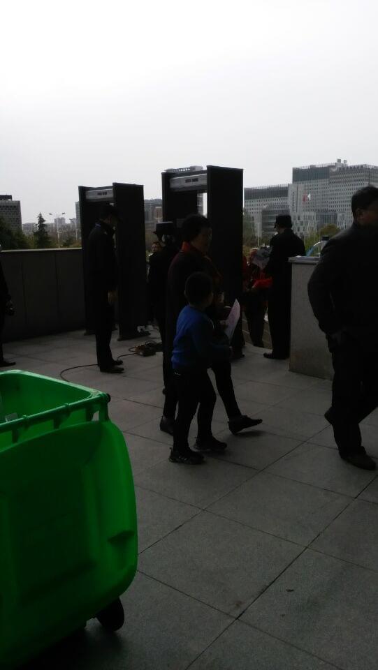 陕西省子长县汽车站案例图
