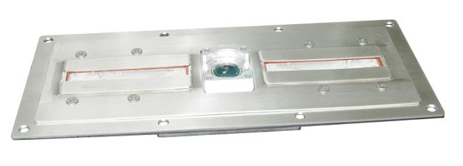 UVLFC100固定式车底安全检查系统