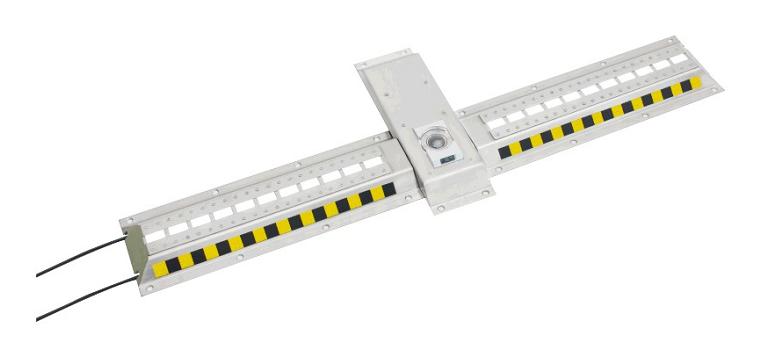 2—UVSMC100移动式车底安全检查系统