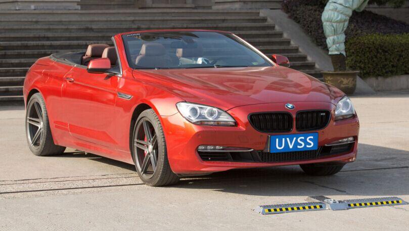 MCD-V9S移动式车底安全检查系统