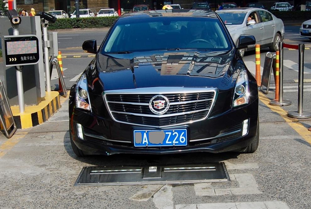 MCD-V9固定式车底安全检查系统